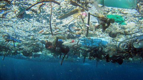 Esta es la isla de basura tres veces más grande que España