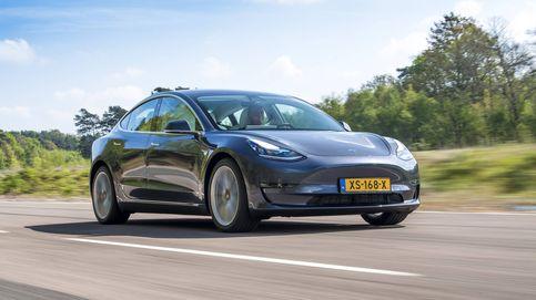 Conducir hasta desfallecer: el Tesla Model 3 gana la carrera de la autonomía