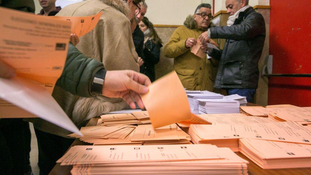 ¿Beneficia o perjudica a alguien una caída de participación en unas elecciones generales?