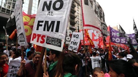 Volver al Fondo: crónica de un día negro (y lleno de miedo) en Buenos Aires