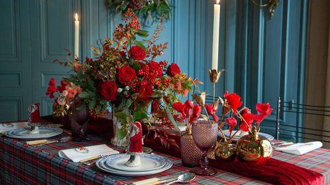 La mesa ideal para Navidad: buffet o sentados, pero para triunfar
