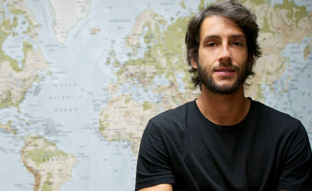 Foto: Sergio Álvarez Leiva, cofundador de la 'startup' Carto.