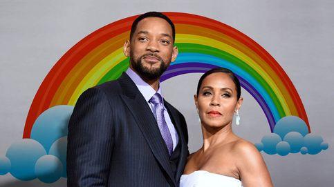 Un transexual asegura que Will Smith y su mujer, Jada Pinkett, son gais