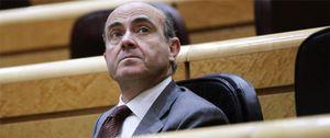 """De Guindos dice que Sáenz ha sido """"un banquero muy notable"""""""