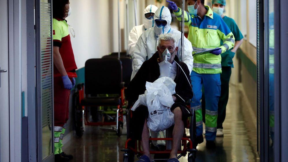 Foto: Los servicios de urgencias en el hospital Infanta Leonor, en Madrid. (EFE)
