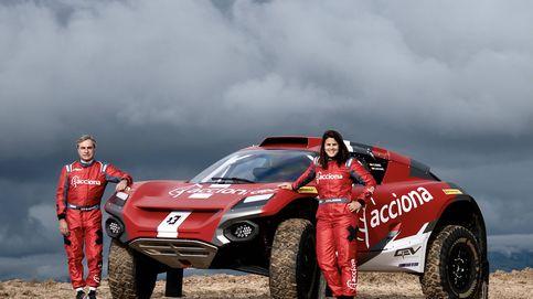 Carlos Sainz lidera un equipo español para el nuevo desafío extremo de Alejandro Agag