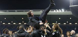 Post de Conte, el último revolucionario que creó a esta Juventus y deja mal a Guardiola