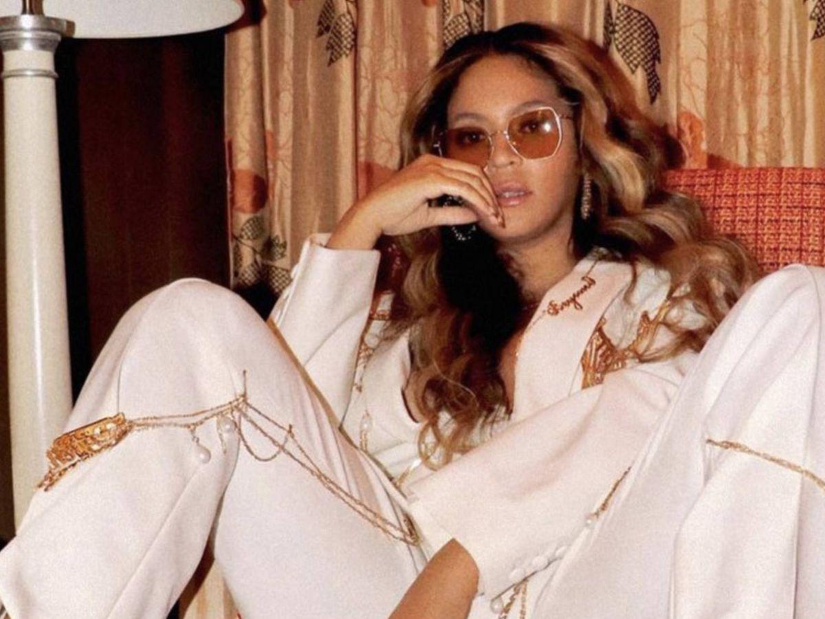 Foto: Beyoncé. (Instagram)