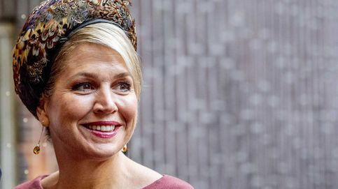 Máxima de Holanda y el homenaje oculto en su original y peculiar tocado