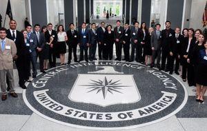 """""""La CIA es una organización dedicada sobre todo a la caza del hombre y al asesinato"""