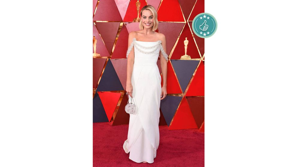 De Jennifer Lawrence a Nicole Kidman, las mejor y peor vestidas de la alfombra roja de los Oscar