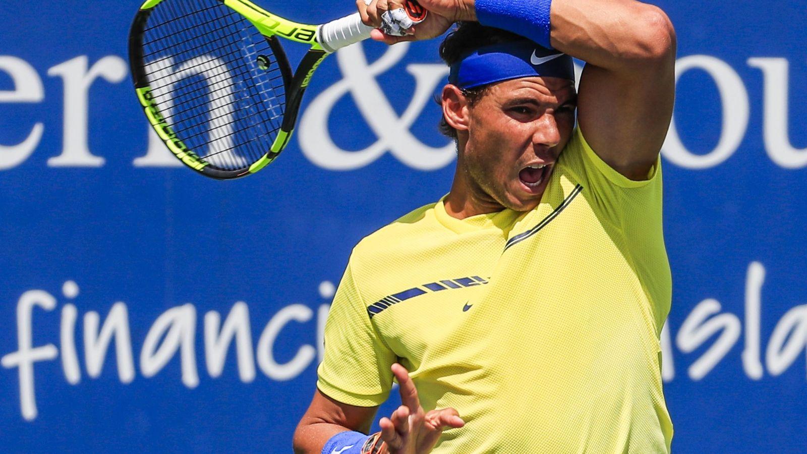 Foto: Western & southern open tennis
