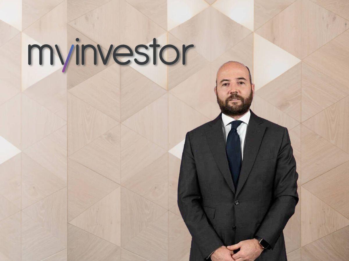 Foto: Carlos Val-Carreres, nuevo gestor de MyInvestor.