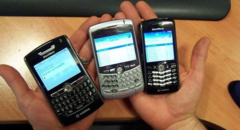 BlackBerry se 'iphoniza'