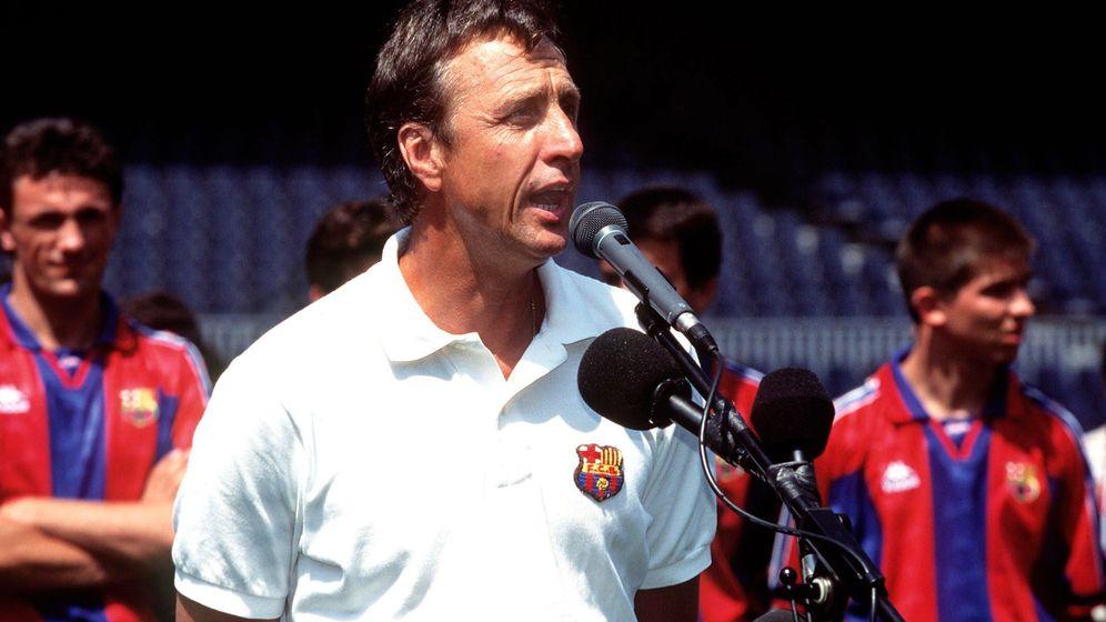 Foto: El creador del Barça moderno (Cordon Press).