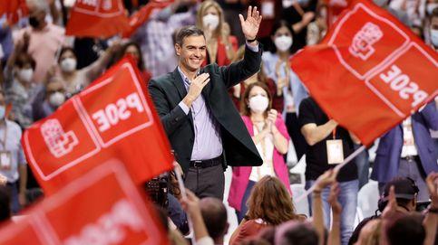 Sánchez reivindica la socialdemocracia para dejar la crisis frente a un PP que mira a Vox