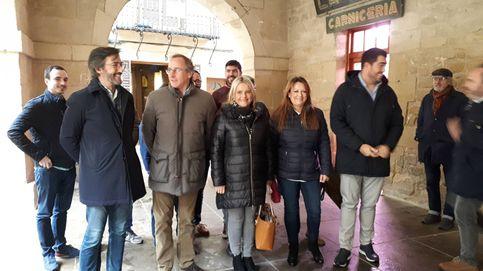 El PP intenta evitar otra debacle y busca en Laguardia el escaño que perdió por 362 votos