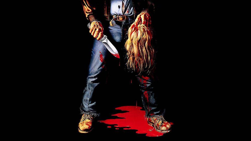 Foto: Detalle del cartel del film 'Maniac'
