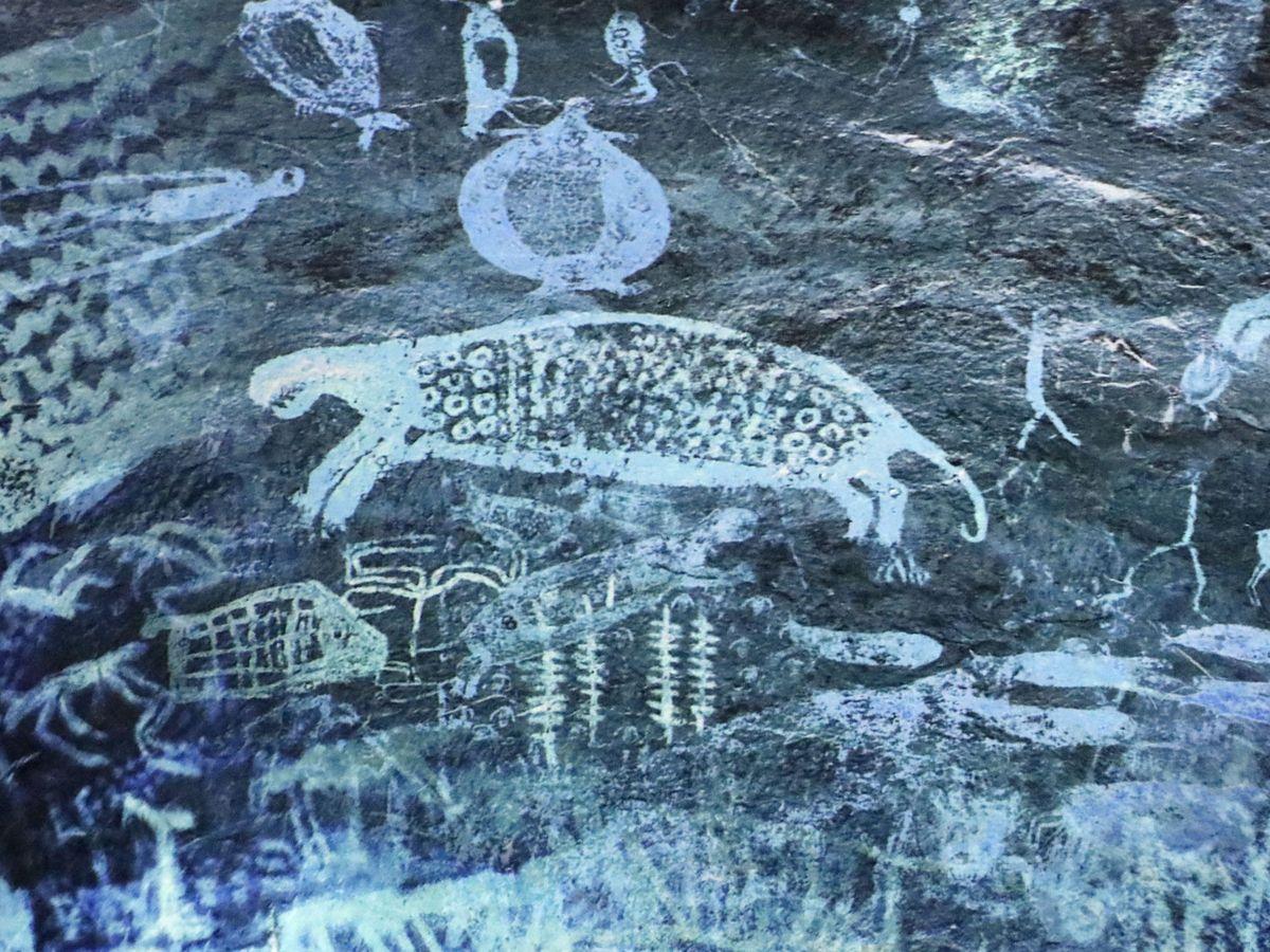 Foto: Encuentran la Capilla Sixtina de la Prehistoria en Colombia. (EFE)