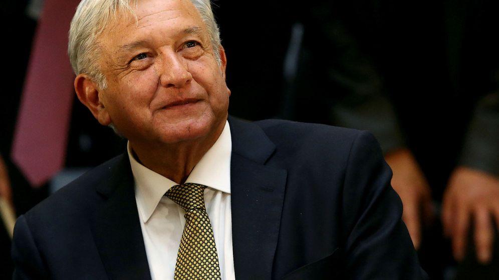 Foto: López Obrador. (Reuters)