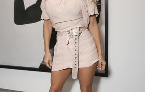 Pamela Anderson defiende en Israel leyes contra la venta de piel animal