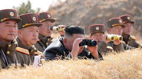 Corea del Norte lanza varios misiles en su primer ensayo balístico de abril
