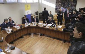 Villar y Cerezo brillan por su ausencia y el presidente de la FEF también por su silencio