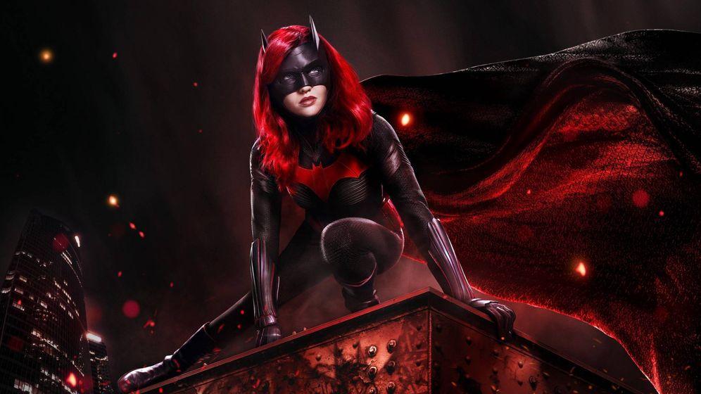 Foto: Ruby Rose protagoniza 'Batwoman'. (The CW)