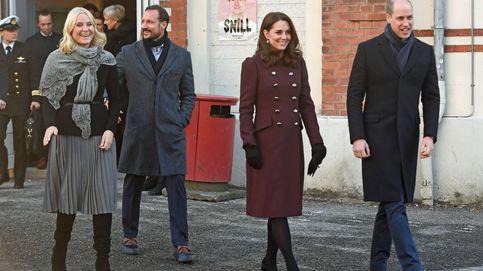 Todas las fotos de la visita de los duques de Cambridge a Suecia y Noruega