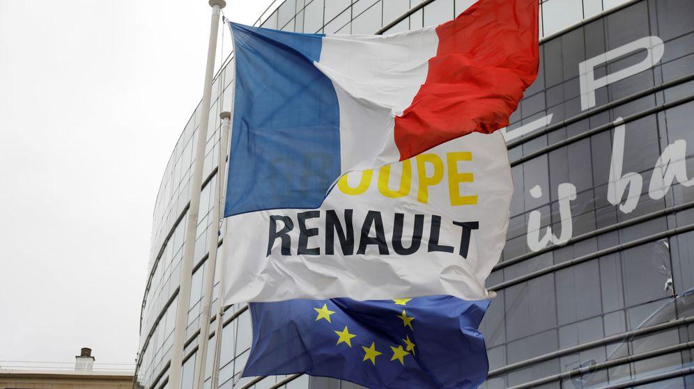 Foto: Sede de Renault (Reuters)