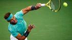 Del susto a la calma: así levantó Rafa Nadal un partido descafeinado ante Fognini