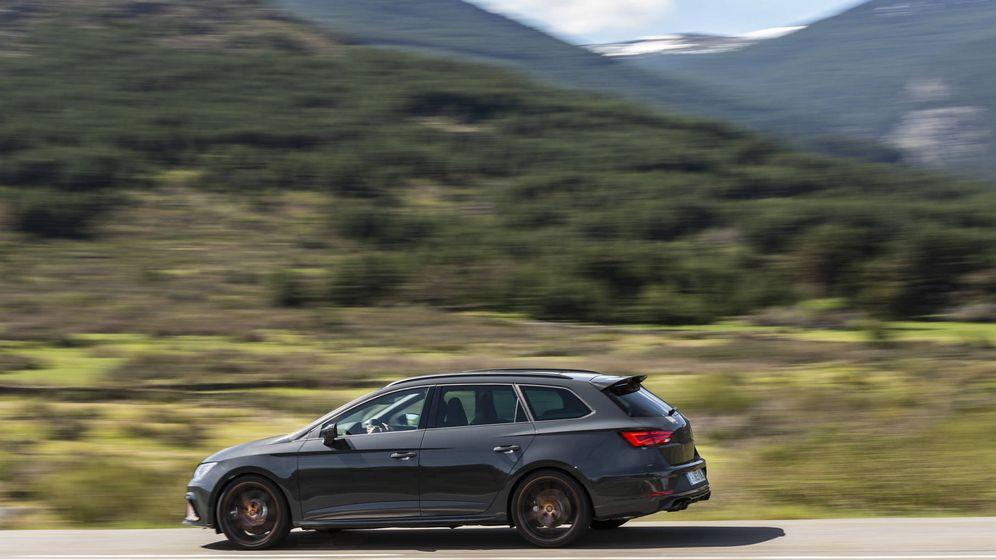 Foto: Es el último Seat León con el apelativo de Cupra, el año que viene llegará un nuevo León.