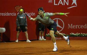 Fognini se cita con Ferrer y evita una final española en Buenos Aires