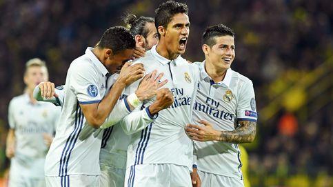 Varane dijo no a Mourinho para ser un líder, pero solo las bajas le dan ese rango