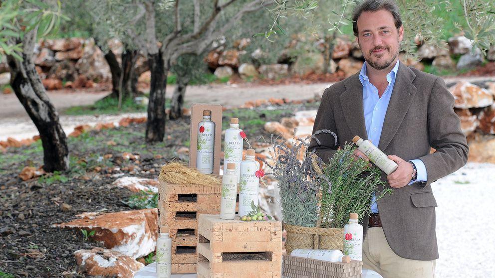 Sandro Gamazo, el aristócrata que dejó la 'jet set' y cogió el azadón