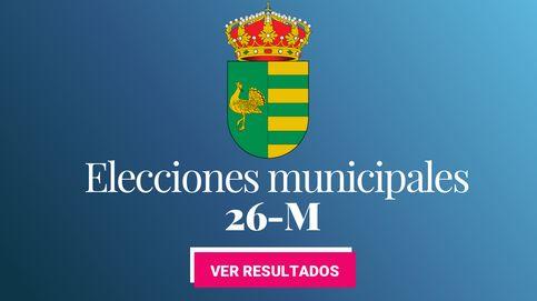 Resultados de las elecciones municipales 2019 en Parla