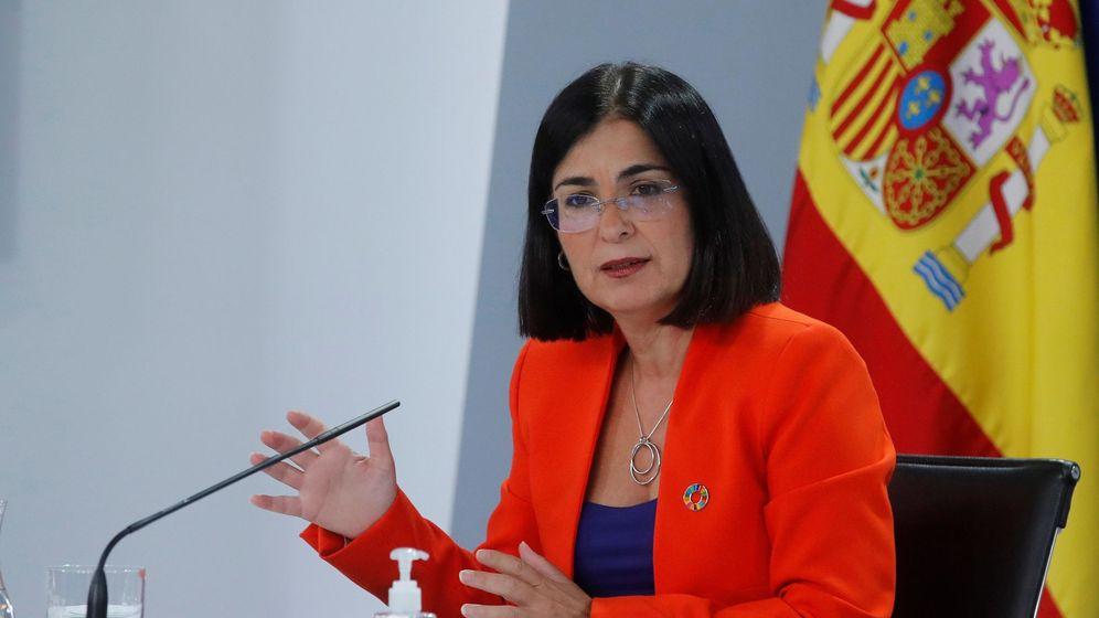 Foto: ministra de Política Territorial y Función Pública, Carolina Darias
