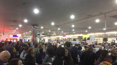 Un fallo técnico siembra el caos varias horas en aeropuertos de todo el mundo