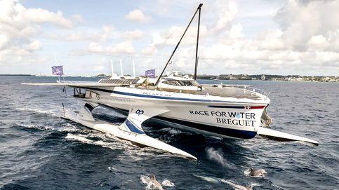 Breguet conquista los mares junto a la Fundación Race for Water