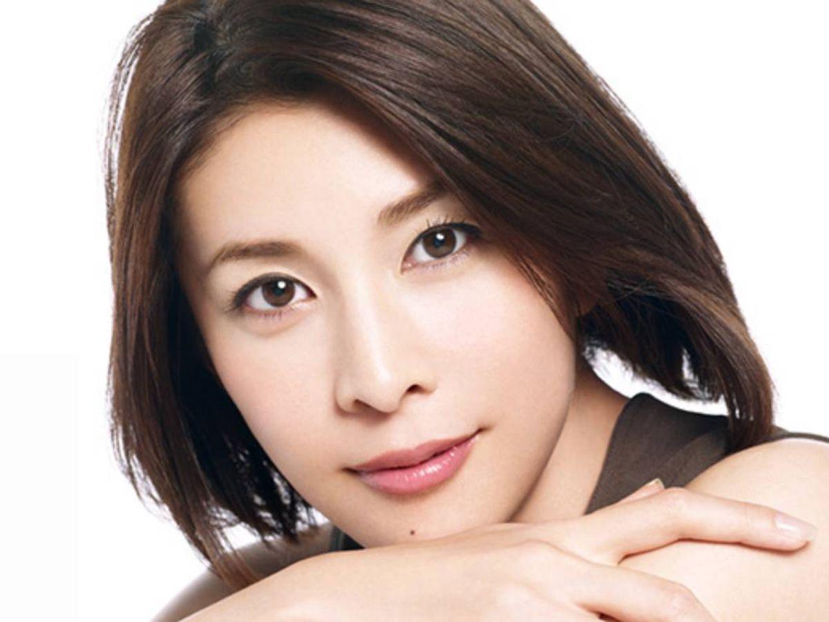 Foto: La actriz japonesa de 'The Ring' Yuko Takeuchi (Stardust Promotion)