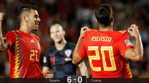 Asensio se apunta a lo grande en la nueva y brillante España de Luis Enrique