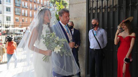El vestido de novia de Rocío Gil Oset con el que ha evocado a Andalucía
