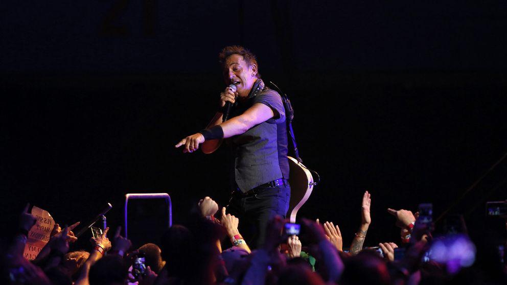 Quinquis, metralletas y grises: así era la España que conoció Bruce Springsteen