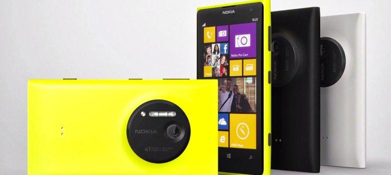 Foto: Nokia presentó el último modelo de la familia Lumia en julio
