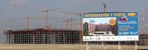 El 'ladrillo' está muerto: en enero sólo se terminaron 5.000 viviendas en toda España