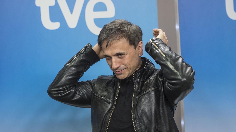 El actor y humorista José Mota en su casa televisiva. (Gtres)