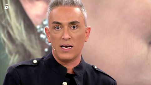 El ataque de Kiko Hernández a Terelu: Eres muy mala profesional