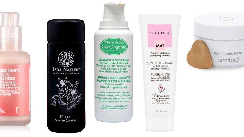 Marcas que desarrollan cosmética clean.
