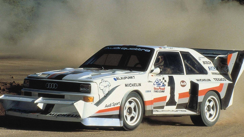 Muchos recuerdan la subida del Pike's Peak en 1987 como uno de los grandes duelos del deporte, cuando Röhrl se impuso con el Audi Sport Quattro S1 al Peugeot 205 T16 de Vatanen.