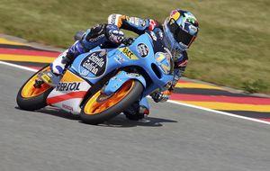 Jack Miller lidera durante toda la carrera y Álex Márquez es cuarto